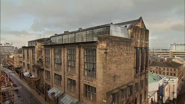 L'école d'art de Glasgow