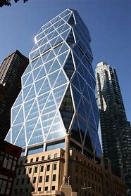 Fascination gratte-ciel : Hearst Tower, New York