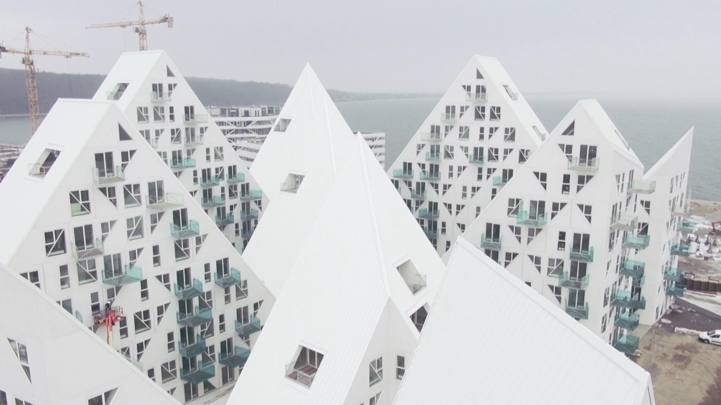 Iceberg, Aarhus, Danemark
