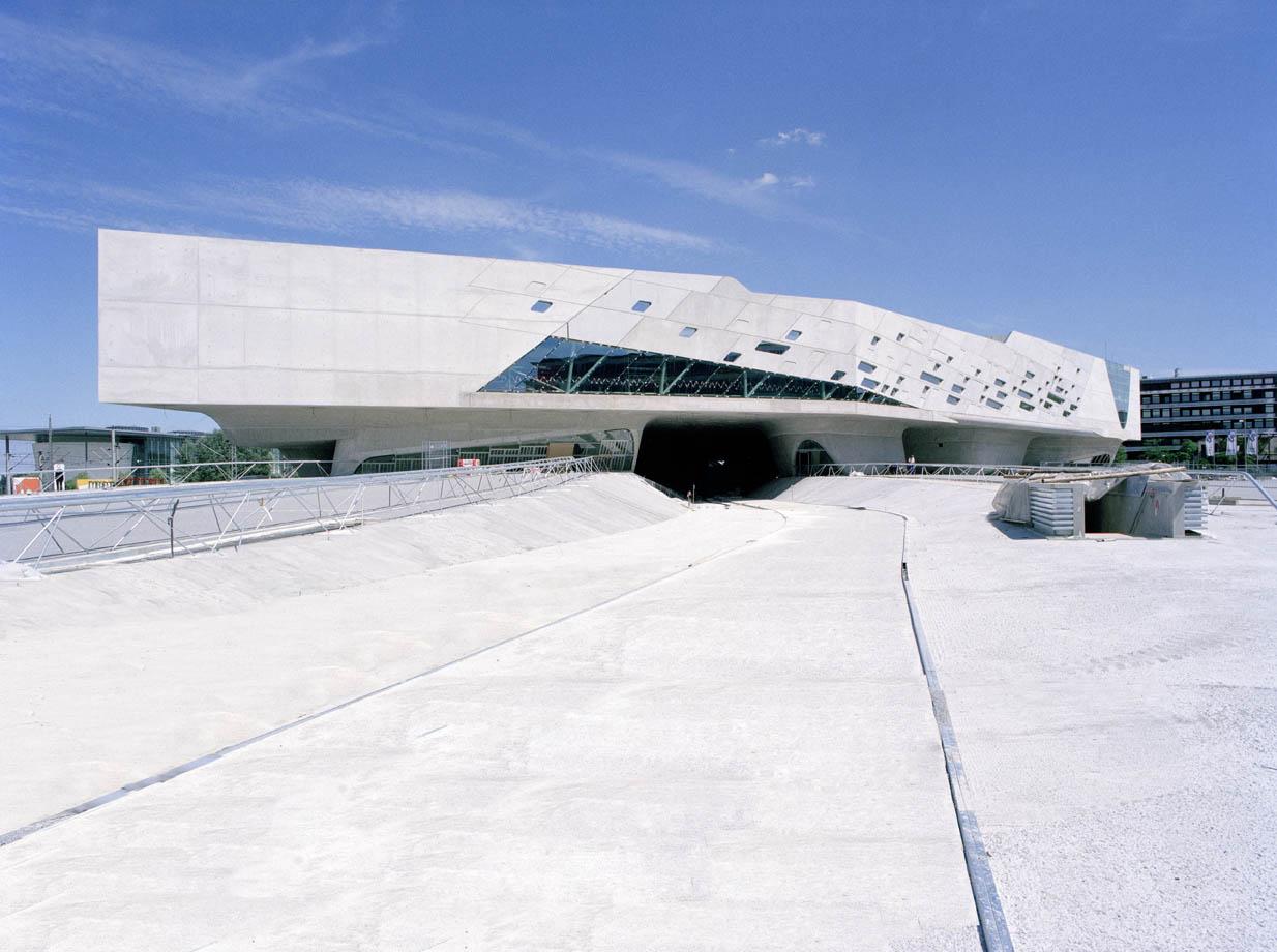 Phaeno, le bâtiment paysage