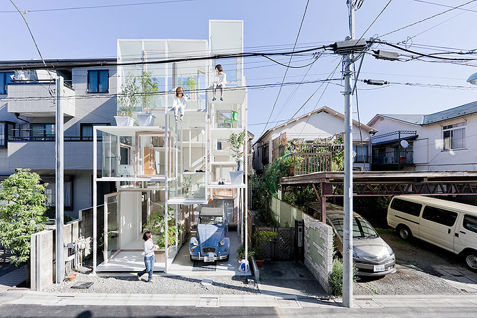 N House by Sou Fujimoto - « Japanese collection », Épisode 2