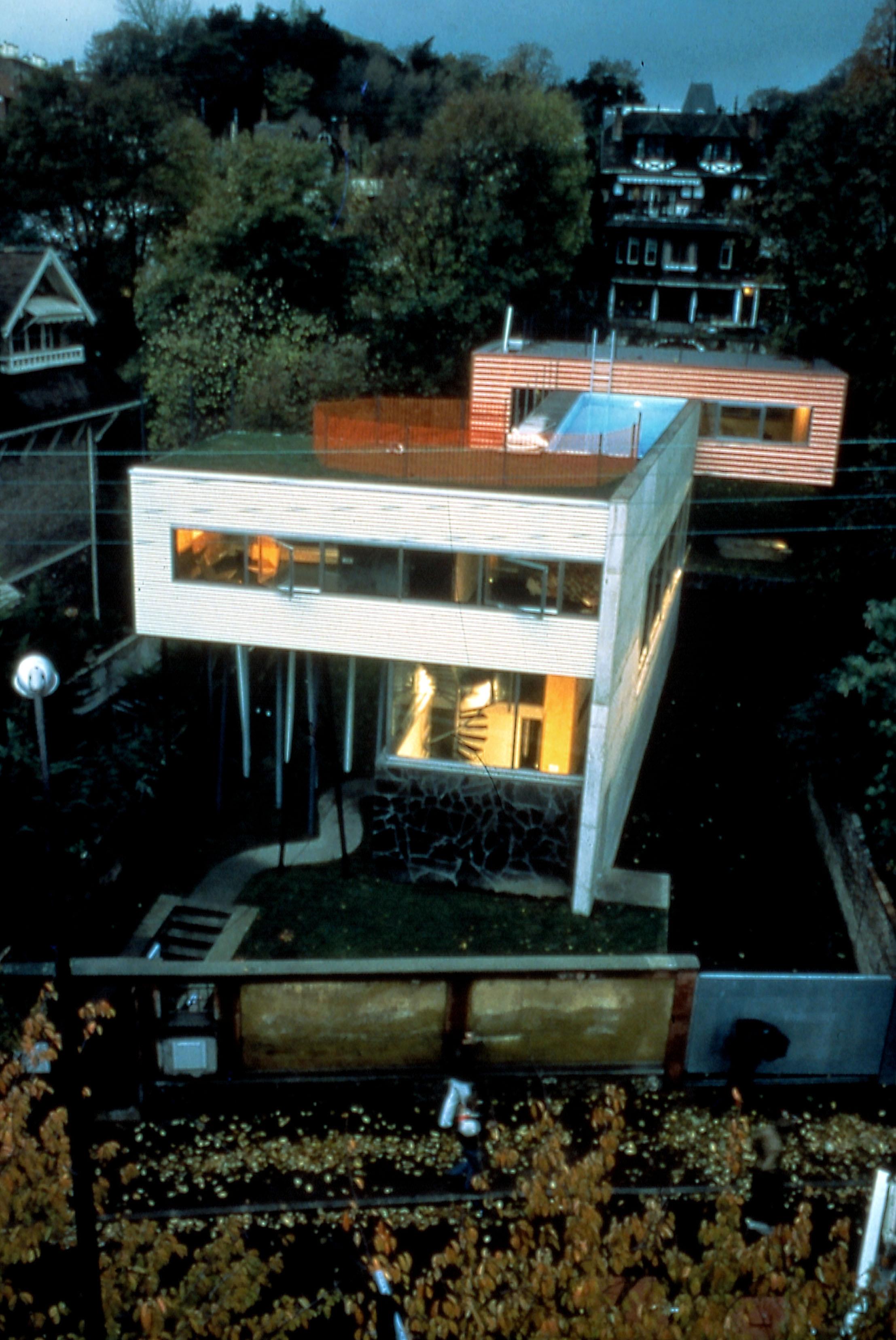 La Villa Dall'Ava - Maison à Bordeaux - Rem Koolhaas