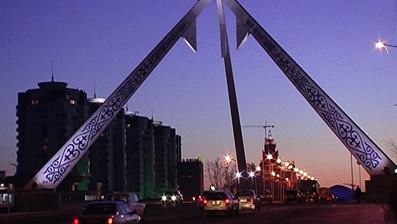 Astana, démesure dans la steppe