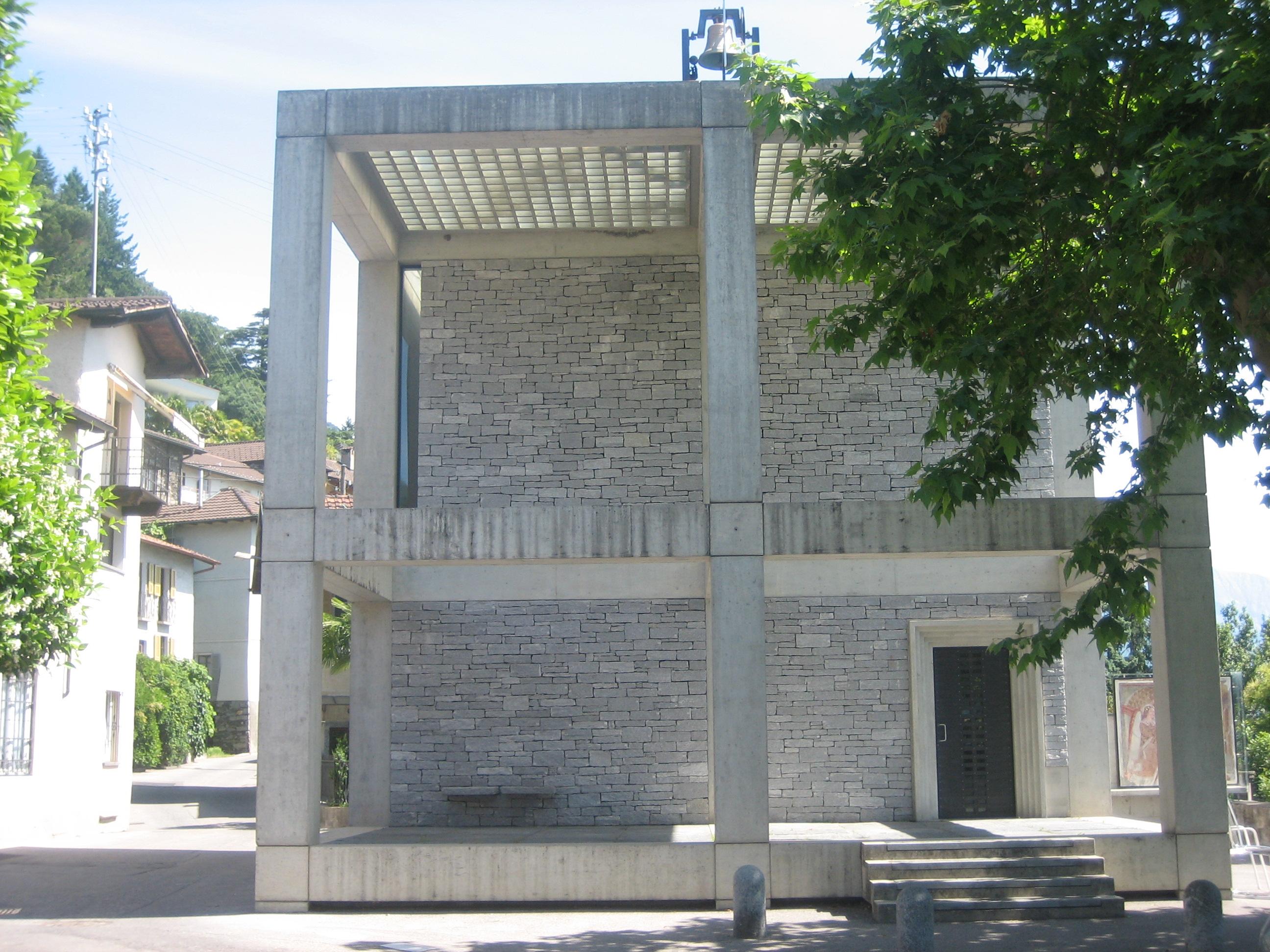 Collection Architectour de Suisse: Raffaele Cavadini