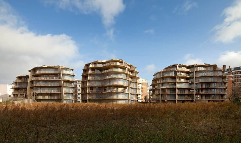 100 logements Hérold (Paris Architecture)