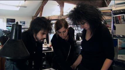 Odile Decq at work