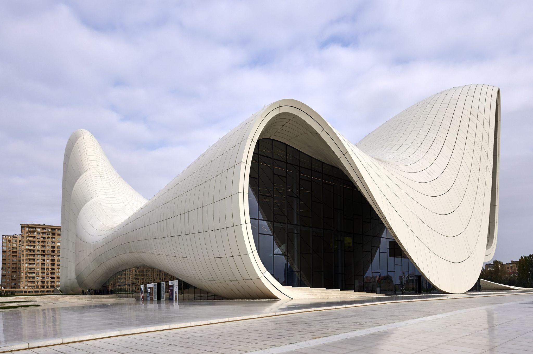 Urbaine utopie / House for Zaha Hadid