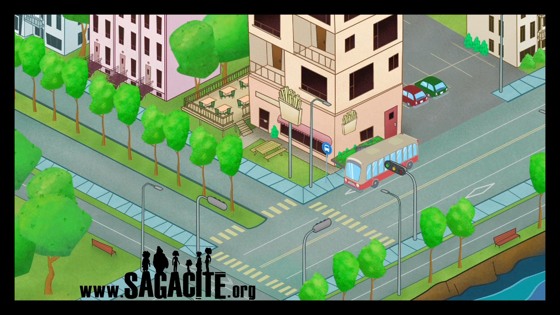 Saga cité
