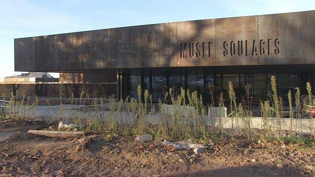 Soulages, naissance d'un musée