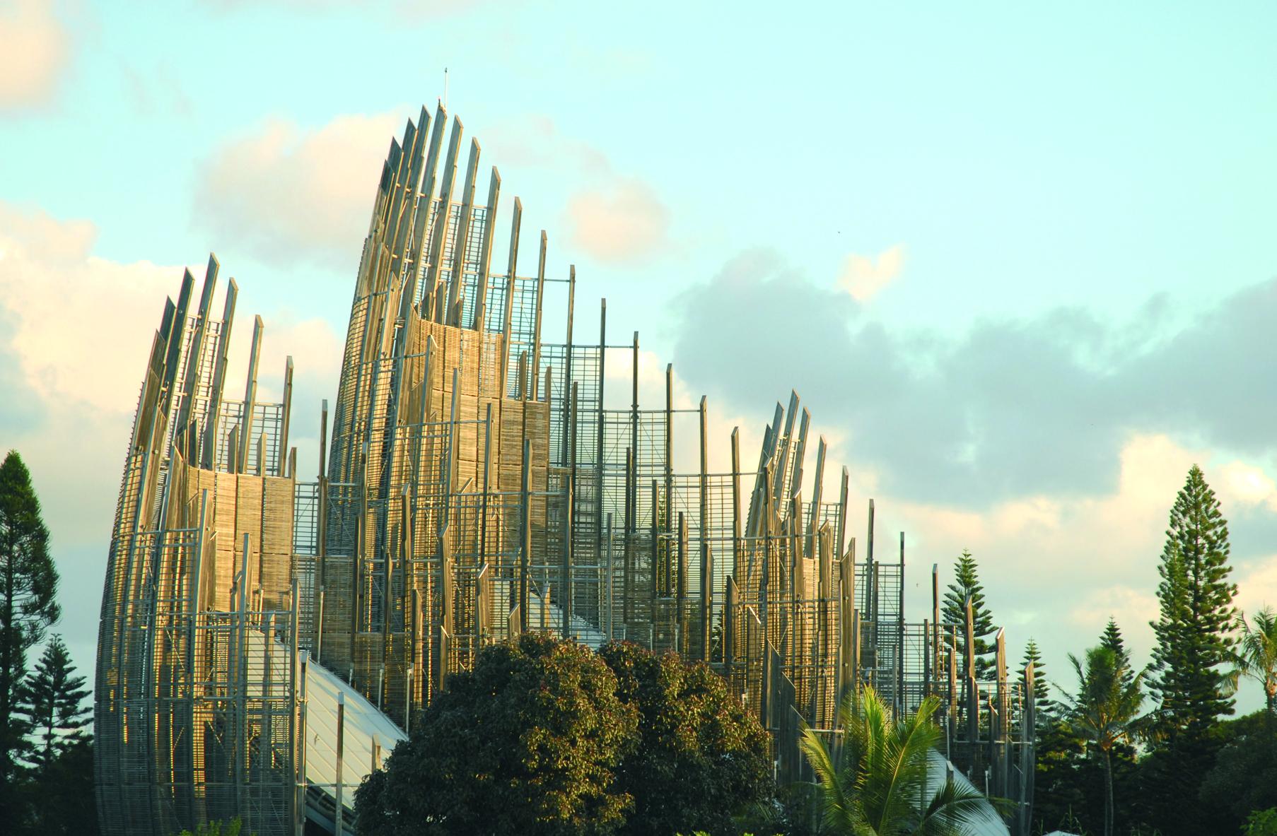 Renzo Piano, le chemin Kanak
